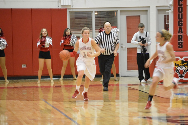11th SXU Women's Basketball vs Calumet College (Ind.) 1/22/14 Photo