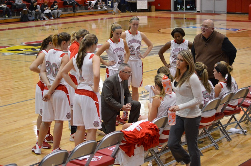 13th SXU Women's Basketball vs Calumet College (Ind.) 1/22/14 Photo