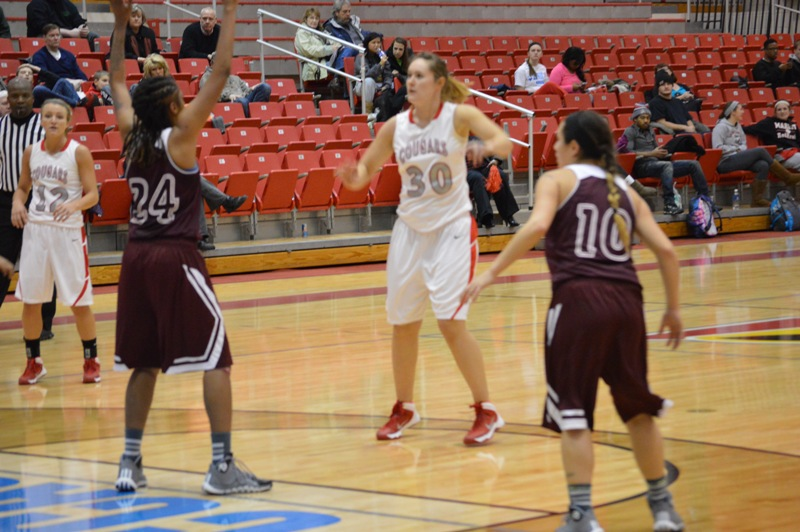 16th SXU Women's Basketball vs Calumet College (Ind.) 1/22/14 Photo