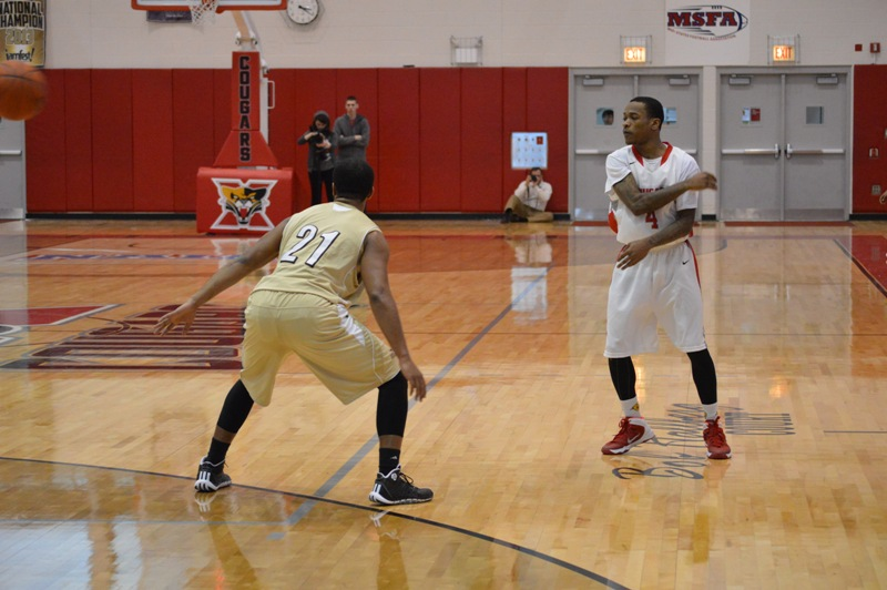 5th SXU Men's Basketball vs St. Francis (Ill.) 1/25/14 Photo