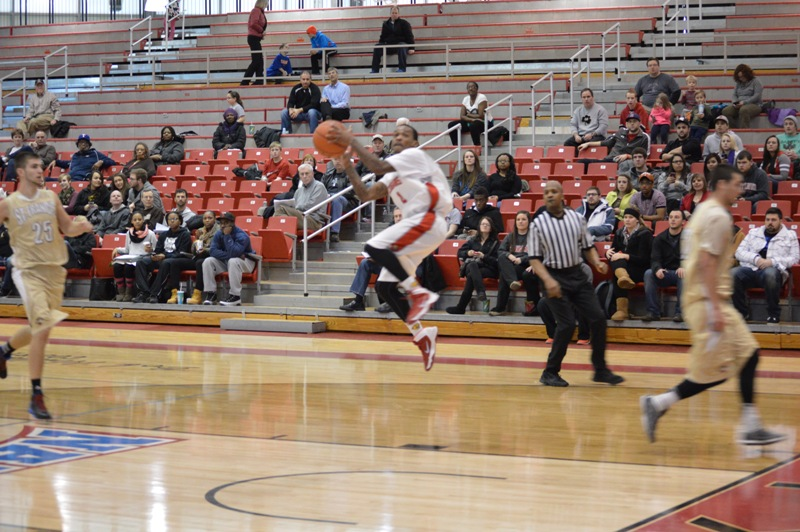 12th SXU Men's Basketball vs St. Francis (Ill.) 1/25/14 Photo