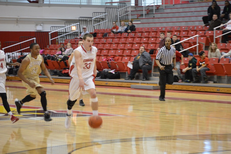 16th SXU Men's Basketball vs St. Francis (Ill.) 1/25/14 Photo