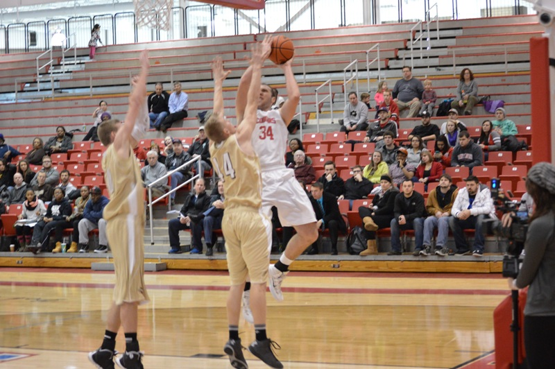 19th SXU Men's Basketball vs St. Francis (Ill.) 1/25/14 Photo