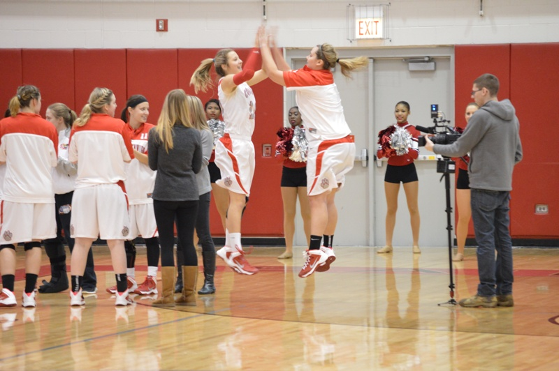 SXU Women's Basketball vs Cardinal Stritch (Wis.) 2/1/14 - Photo 1