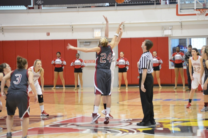 SXU Women's Basketball vs Cardinal Stritch (Wis.) 2/1/14 - Photo 3