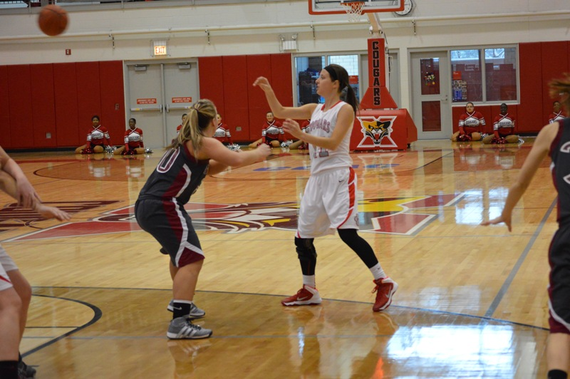 SXU Women's Basketball vs Cardinal Stritch (Wis.) 2/1/14 - Photo 10