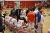 12th SXU Men's Basketball vs Cardinal Stritch (Wis.) 2/1/14 Photo