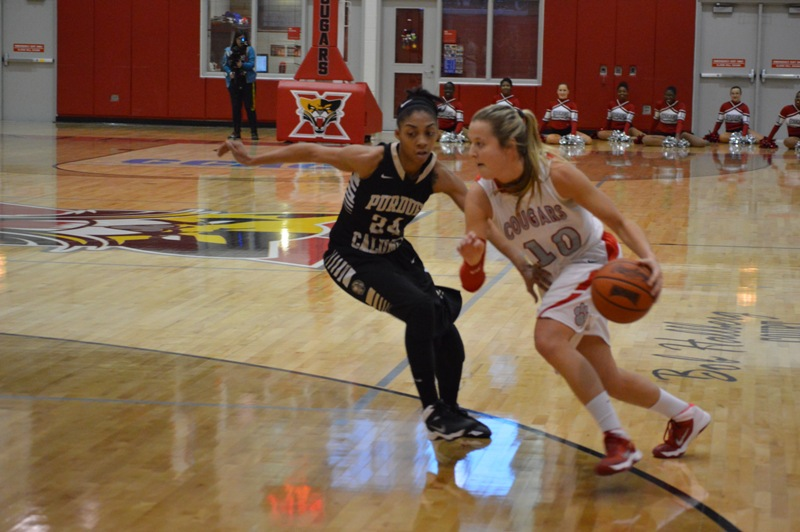 2nd SXU Women's Basketball vs Purdue-Calumet (Ind.) 2/5/14 Photo