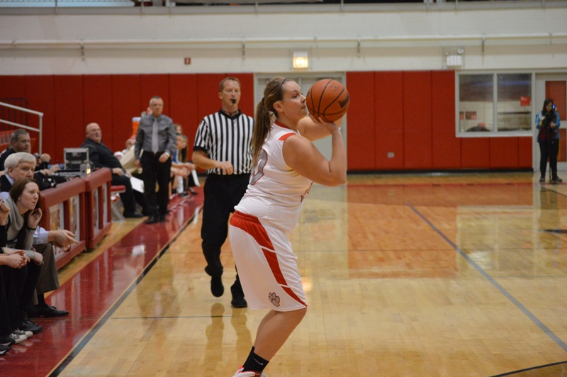 8th SXU Women's Basketball vs Purdue-Calumet (Ind.) 2/5/14 Photo