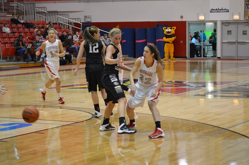 13th SXU Women's Basketball vs Purdue-Calumet (Ind.) 2/5/14 Photo