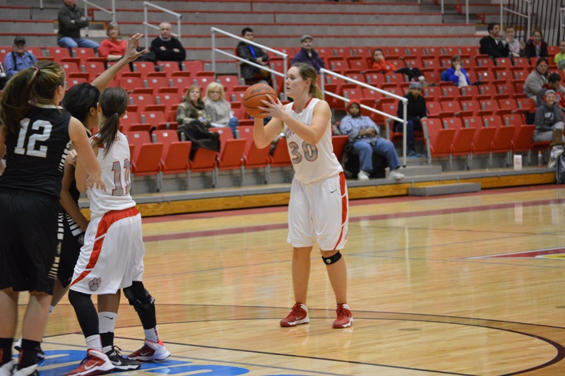 22nd SXU Women's Basketball vs Purdue-Calumet (Ind.) 2/5/14 Photo