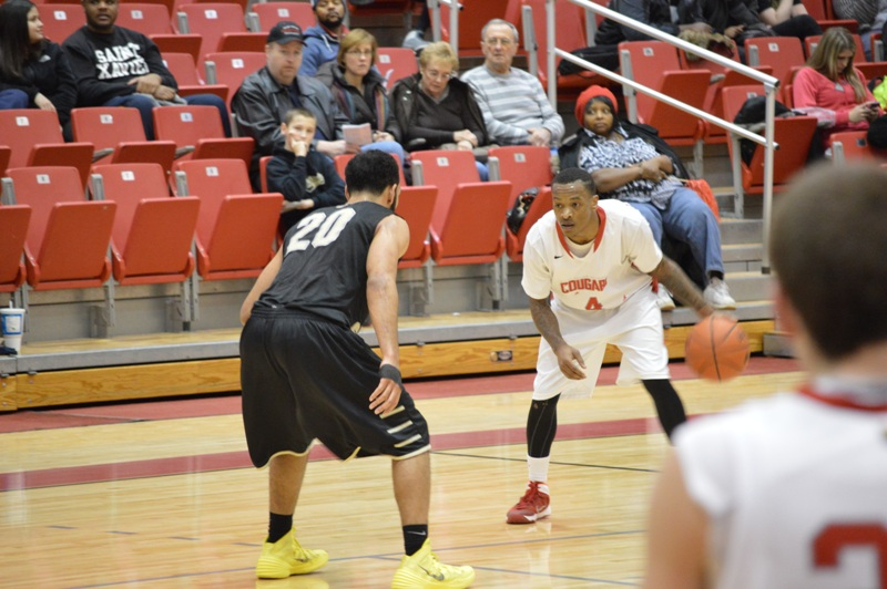 SXU Men's Basketball vs Purdue-Calumet (Ind.) 2/5/14 - Photo 14