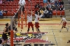 5th SXU Men's Volleyball vs Cardinal Stritch (Wis.) 2/11/14 Photo