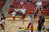 11th SXU Men's Volleyball vs Cardinal Stritch (Wis.) 2/11/14 Photo