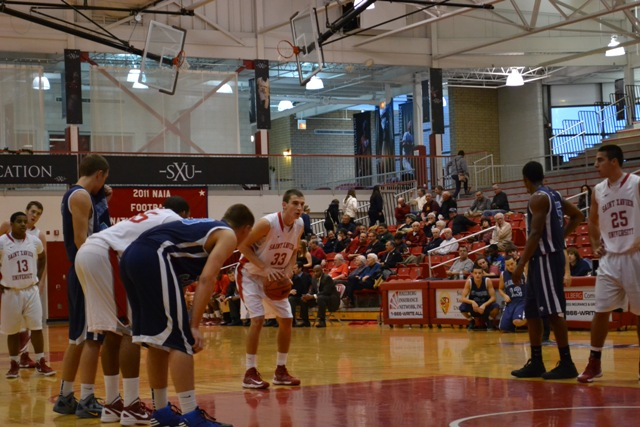 Saint Xavier vs. Saint Ambrose University (Iowa)  - Photo 3