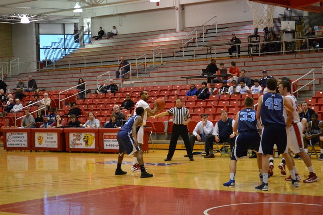 Saint Xavier vs. Saint Ambrose University (Iowa)  - Photo 4
