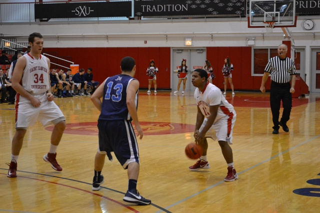 Saint Xavier vs. Saint Ambrose University (Iowa)  - Photo 11