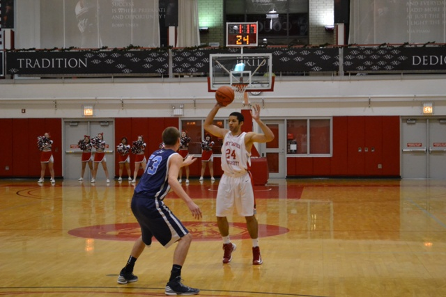 Saint Xavier vs. Saint Ambrose University (Iowa)  - Photo 19
