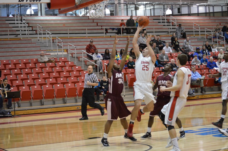 2nd SXU Men's Basketball vs Robert Morris (Ill.) 2/12/14 Photo