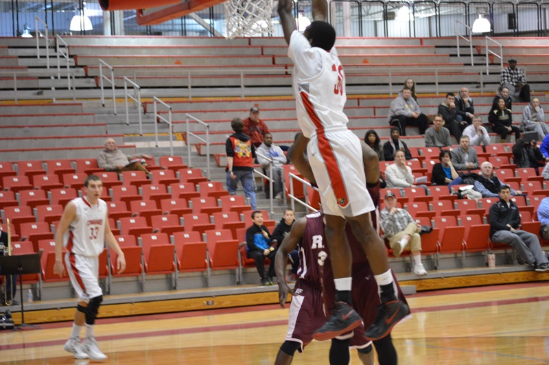 4th SXU Men's Basketball vs Robert Morris (Ill.) 2/12/14 Photo