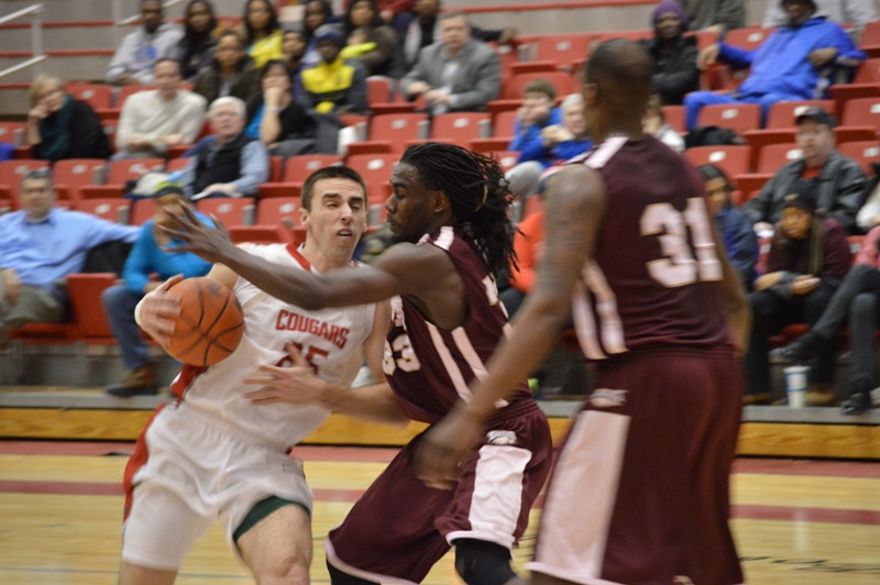 22nd SXU Men's Basketball vs Robert Morris (Ill.) 2/12/14 Photo