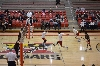 SXU Men's Volleyball vs Robert Morris (Ill.) 2/21/14 - Photo 1