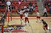 SXU Men's Volleyball vs Robert Morris (Ill.) 2/21/14 - Photo 2