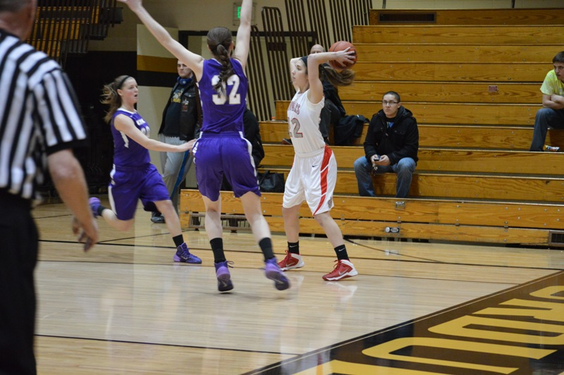 3rd CCAC Semifinals vs Olivet Nazarene (Ill.) 2/28/14 Photo