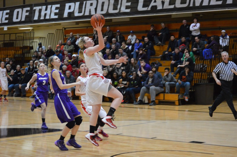 4th CCAC Semifinals vs Olivet Nazarene (Ill.) 2/28/14 Photo