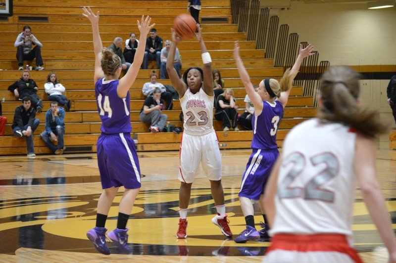 CCAC Semifinals vs Olivet Nazarene (Ill.) 2/28/14 - Photo 5