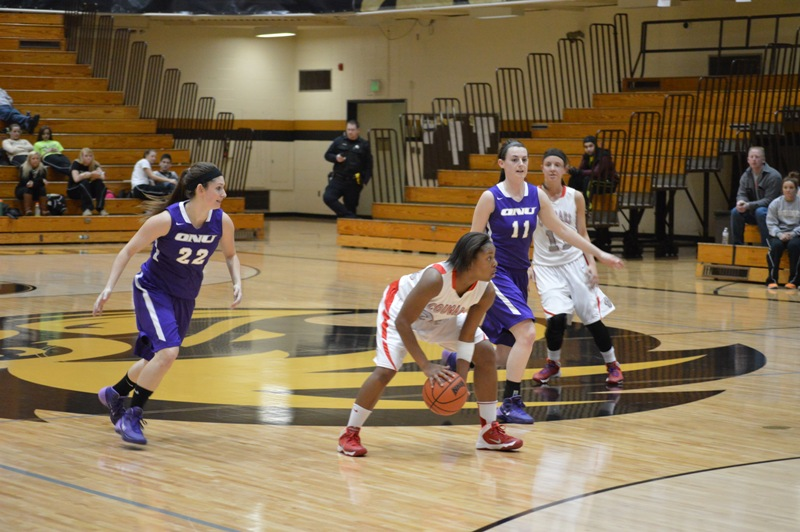 7th CCAC Semifinals vs Olivet Nazarene (Ill.) 2/28/14 Photo