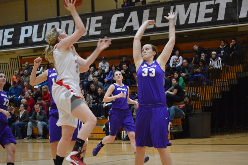 13th CCAC Semifinals vs Olivet Nazarene (Ill.) 2/28/14 Photo