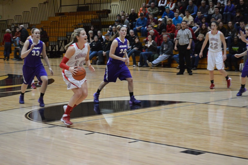 CCAC Semifinals vs Olivet Nazarene (Ill.) 2/28/14 - Photo 16