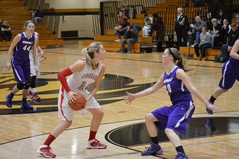 CCAC Semifinals vs Olivet Nazarene (Ill.) 2/28/14 - Photo 19