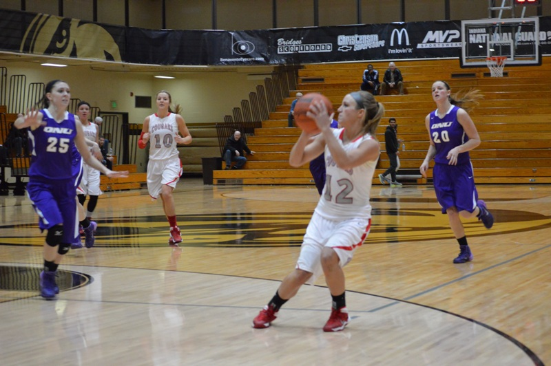 CCAC Semifinals vs Olivet Nazarene (Ill.) 2/28/14 - Photo 24