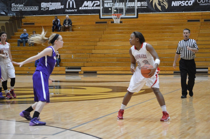 CCAC Semifinals vs Olivet Nazarene (Ill.) 2/28/14 - Photo 27