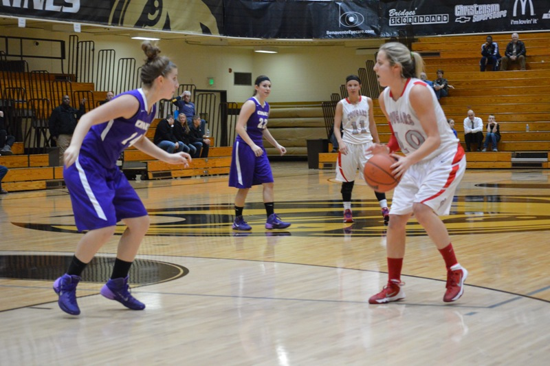 CCAC Semifinals vs Olivet Nazarene (Ill.) 2/28/14 - Photo 28