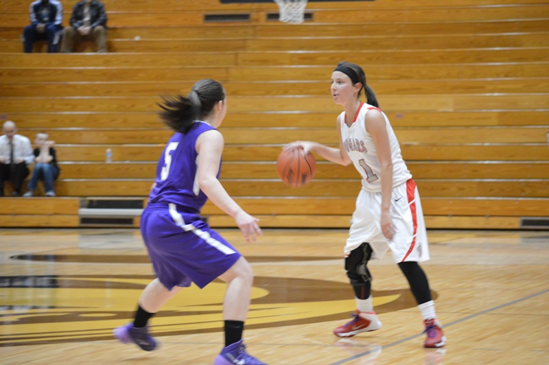 CCAC Semifinals vs Olivet Nazarene (Ill.) 2/28/14 - Photo 30
