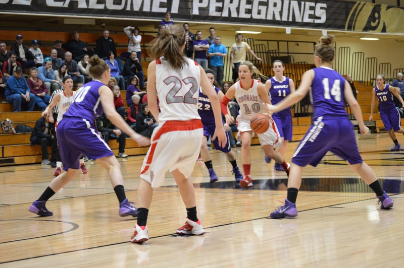 CCAC Semifinals vs Olivet Nazarene (Ill.) 2/28/14 - Photo 32