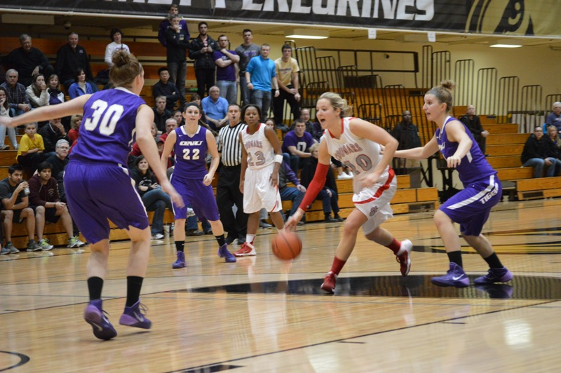 CCAC Semifinals vs Olivet Nazarene (Ill.) 2/28/14 - Photo 33