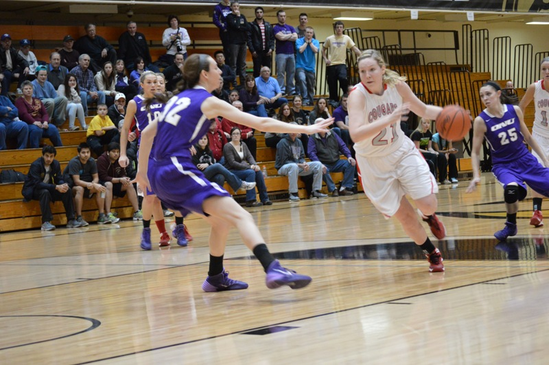 34th CCAC Semifinals vs Olivet Nazarene (Ill.) 2/28/14 Photo