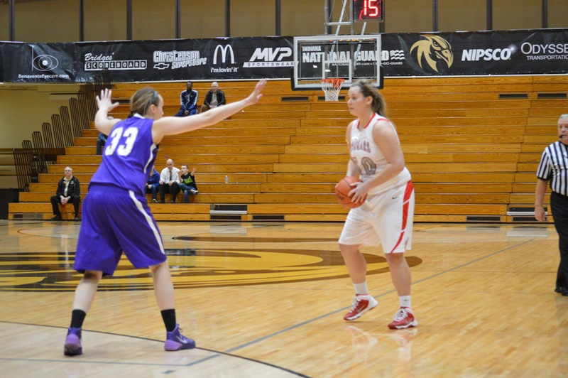 35th CCAC Semifinals vs Olivet Nazarene (Ill.) 2/28/14 Photo
