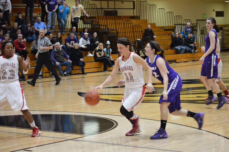 39th CCAC Semifinals vs Olivet Nazarene (Ill.) 2/28/14 Photo