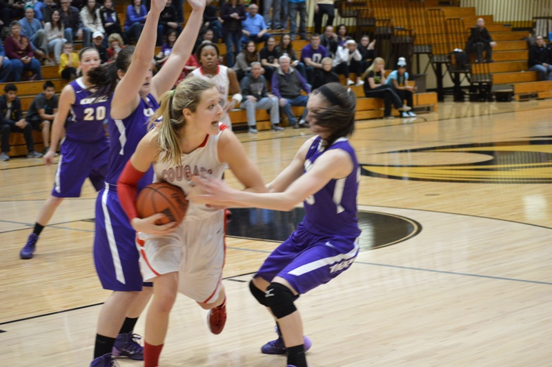 40th CCAC Semifinals vs Olivet Nazarene (Ill.) 2/28/14 Photo