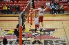 8th SXU Men's Volleyball vs Lourdes (Ohio) 3/8/14 Photo