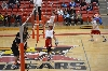 10th SXU Men's Volleyball vs Lourdes (Ohio) 3/8/14 Photo