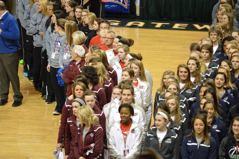 SXU Women's Basketball 2013-14 Parade of Champions - Photo 5