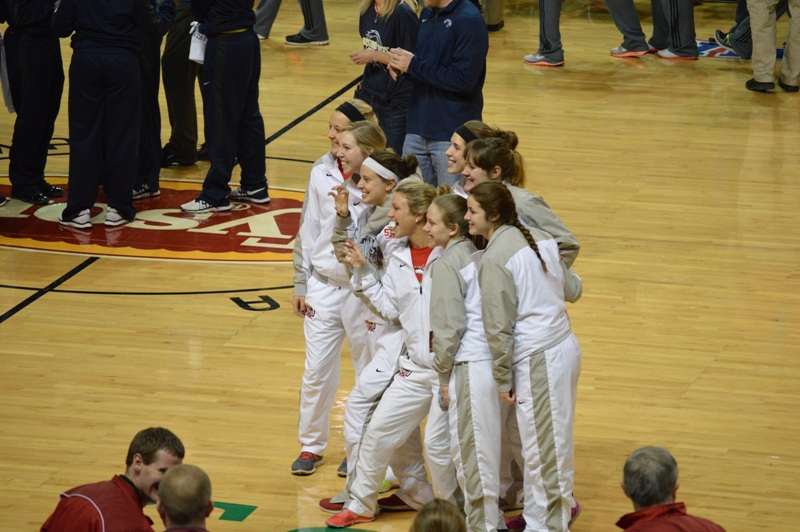 SXU Women's Basketball 2013-14 Parade of Champions - Photo 12