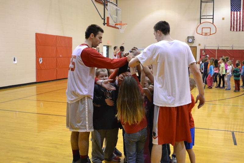 SXU Men's Basketball First Days of National Championship Trip - Photo 23