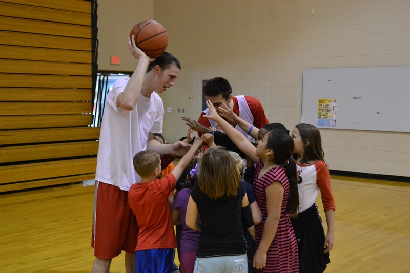 SXU Men's Basketball First Days of National Championship Trip - Photo 24